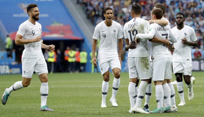 Selección francesa