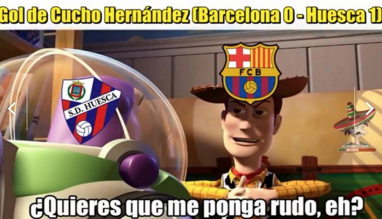 memes Liga española
