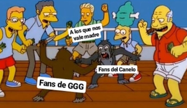Memes de la pelea Canelo vs GGG