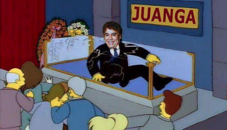 Memes de Juan Gabriel resurrección