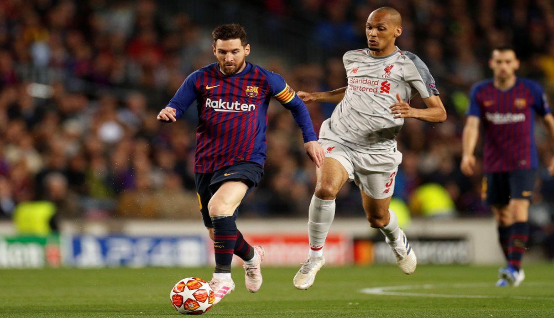 Dónde ver la Champions League en TV