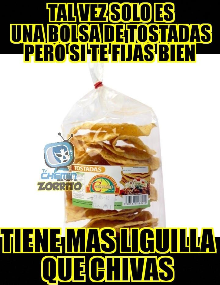 Memes de la jornada 16 de la Liga MX