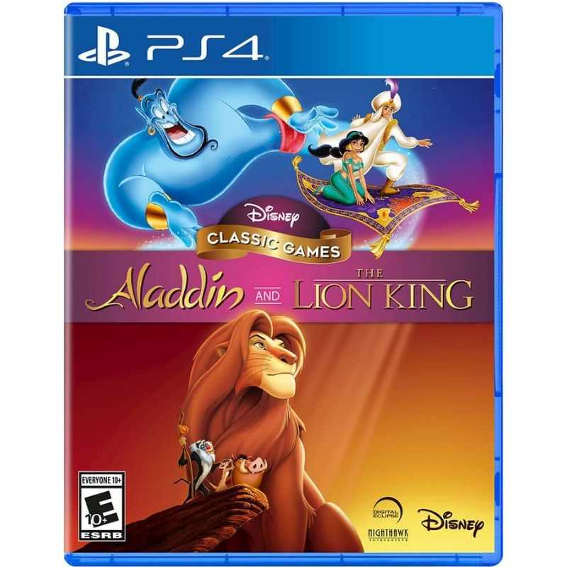 Disney Classics: Aladdin y El Rey León