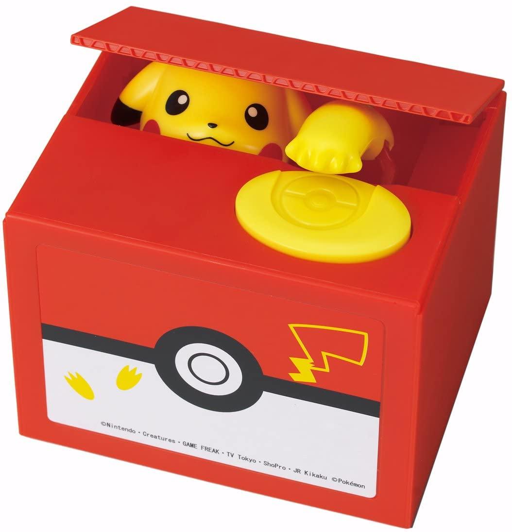 Alcancía Pikachu Ideas de regalos para el Día del Niño