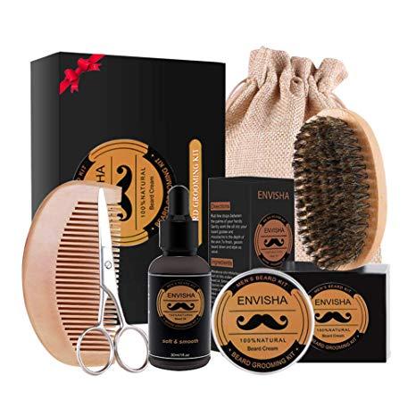 Kit para cuidado de barba Envisha