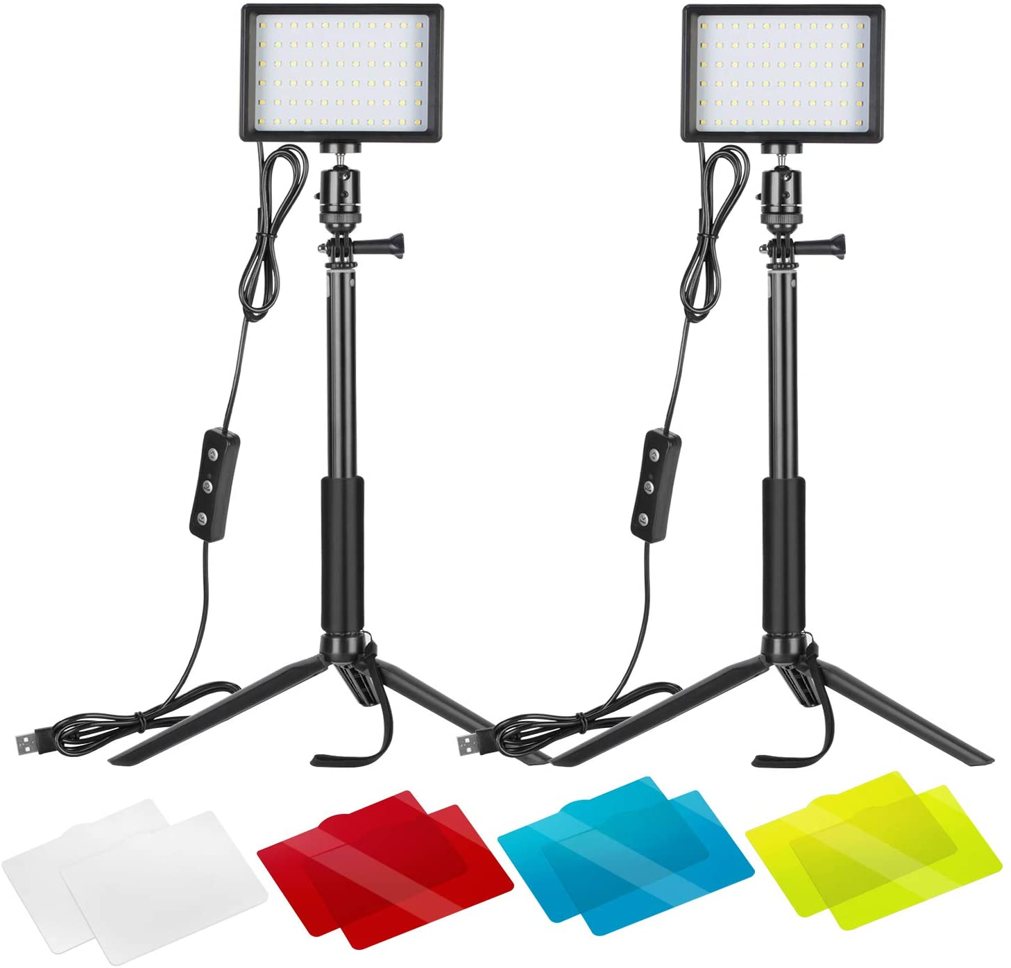 Cómo ser streamer iluminación