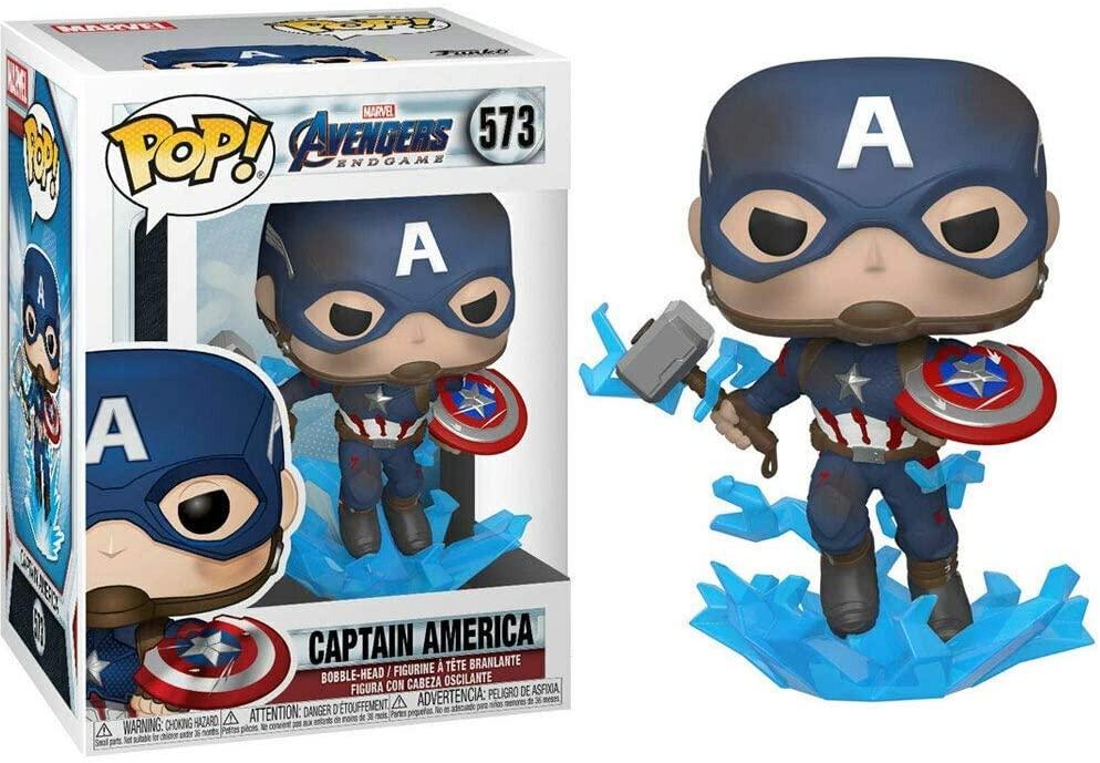 Ideas regalos día del niño Funko Capitán América