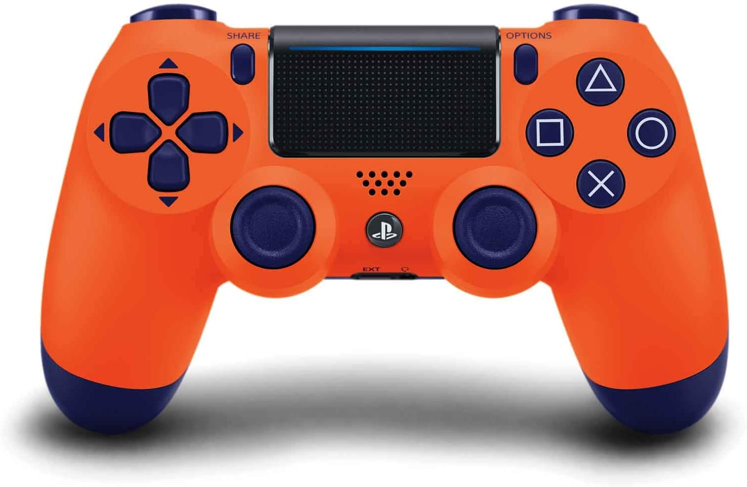 DualShock 4 Sunset Orange