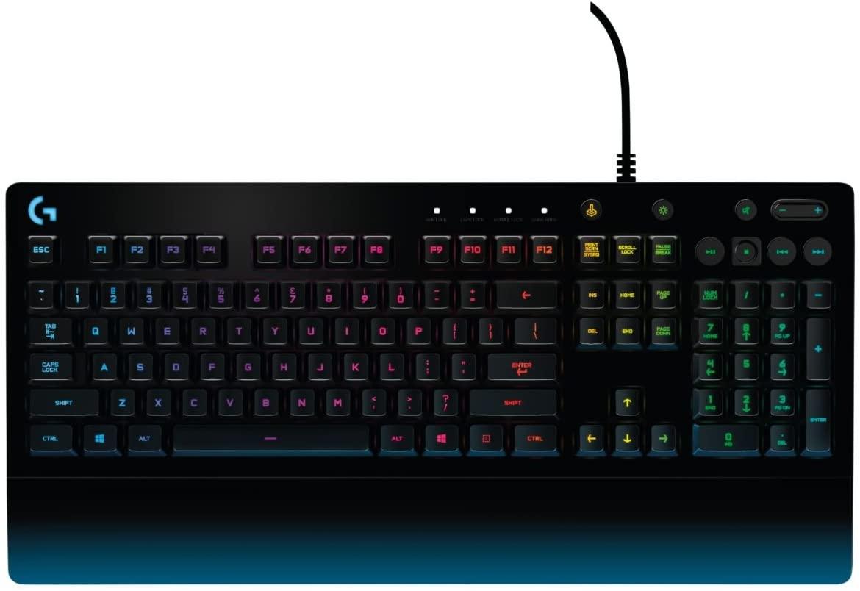 ImageCómo ser streamer teclado gamer