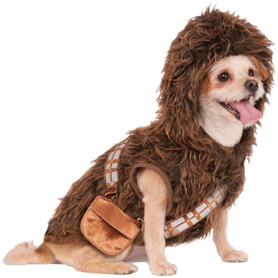 Disfraz de Chewbacca con Capucha para Mascota