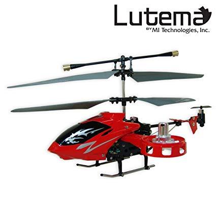 Helicóptero a Control remoto Lutema