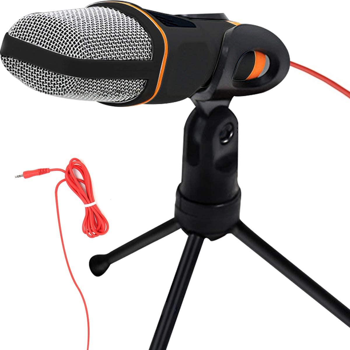 Micrófono regreso a clases