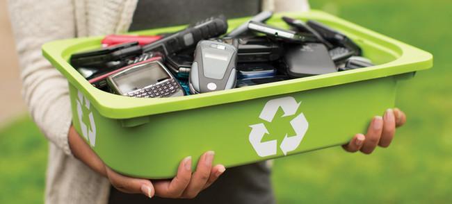 Reciclar smartphones