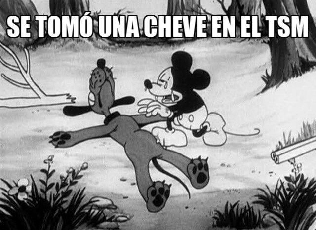 Memes de Mickey