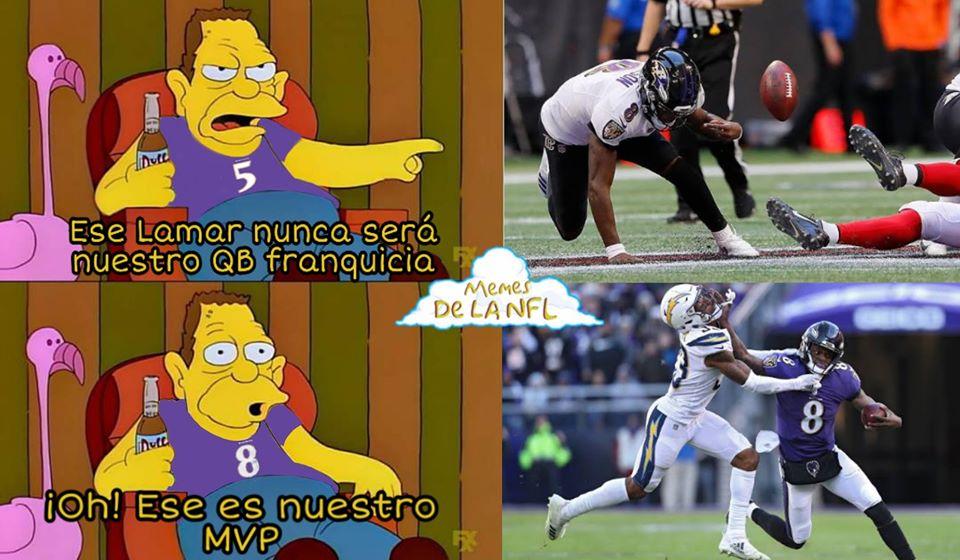 Memes de la NFL 2019, Semana 13