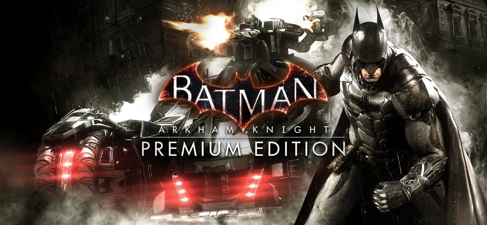 Batman Arkham Night Premium Edition