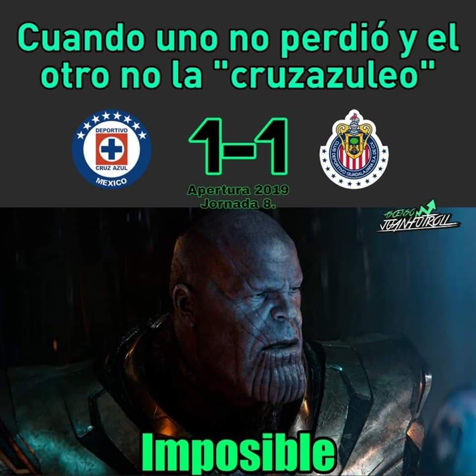 Memes de la Liga MX, Jornada 8