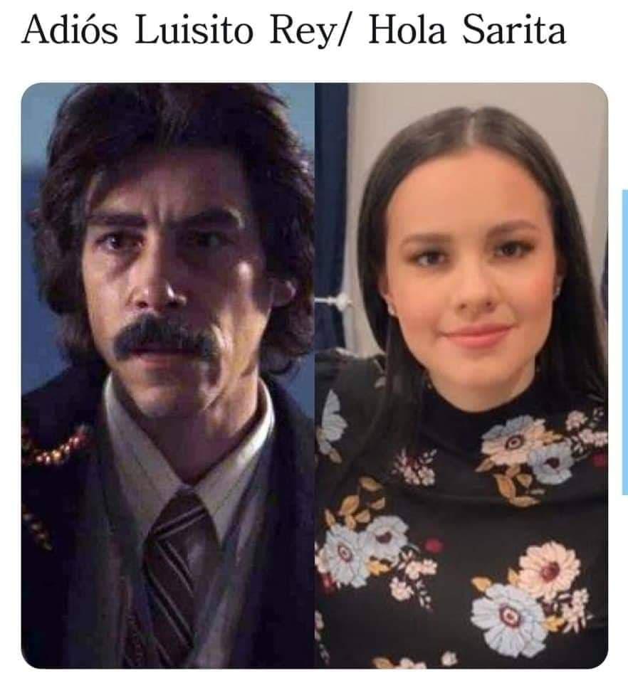 Memes de Sarita y el cuerpo de José José
