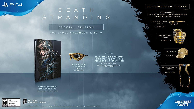 Death Stranding - Special Edition $2,799.00