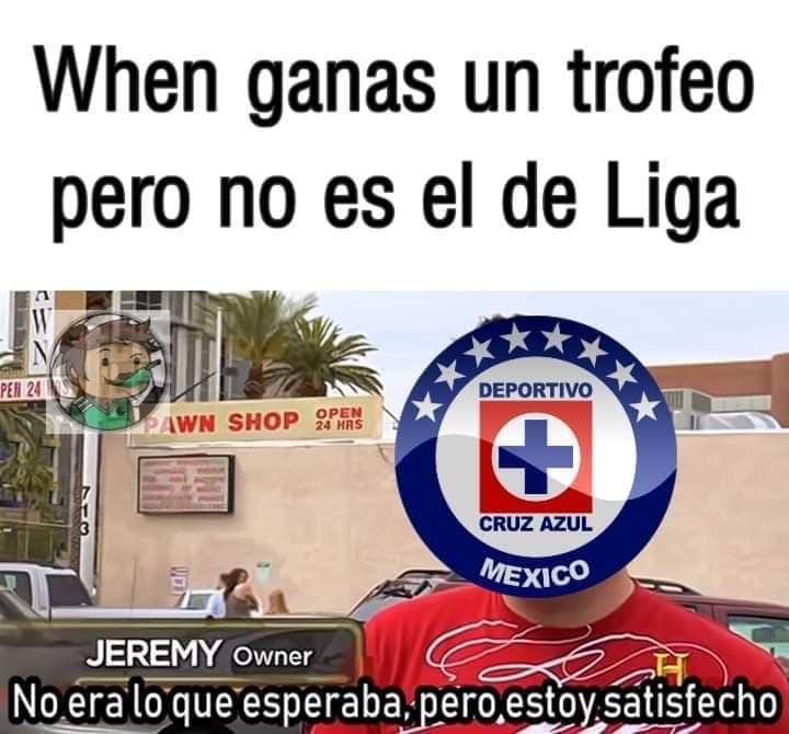 Memes de la Final de Leagues Cup 2019