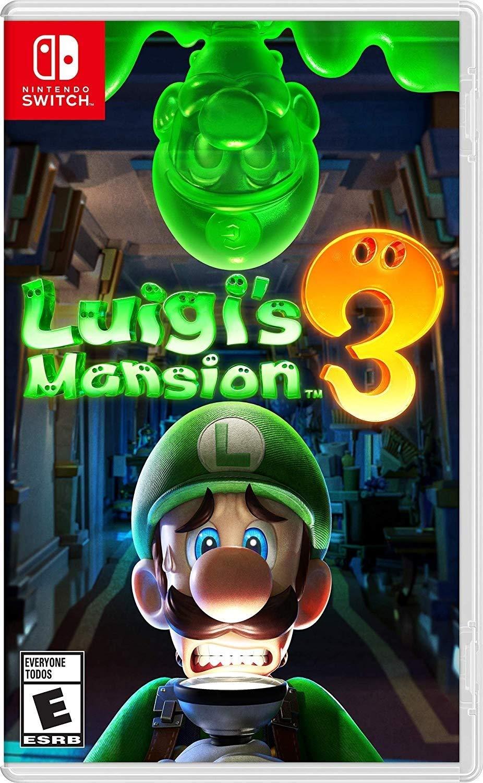 Luigi's Mansion 3 $1,138.99 Envío GRATIS