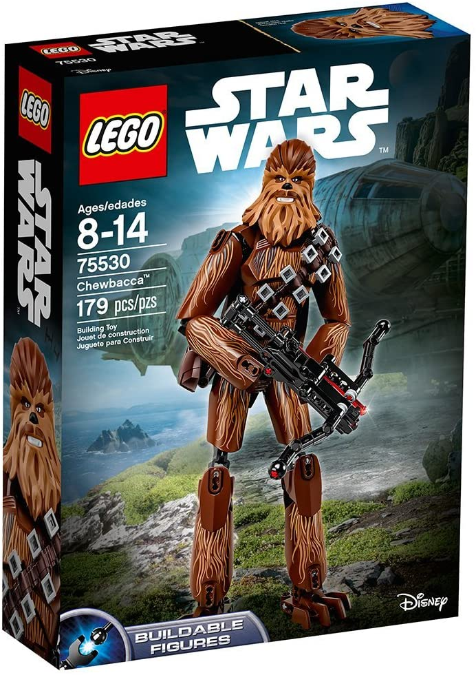 LEGO Star Wars Constraction Chewbacca