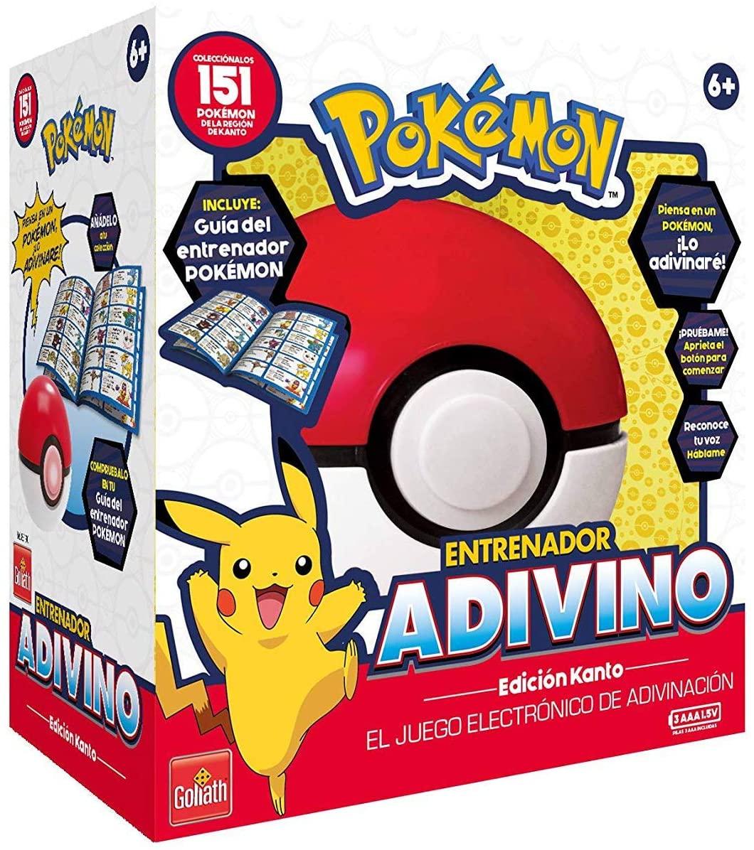 Ideas de regalos para el Día del Niño  Adivinador Pokémon Amazon