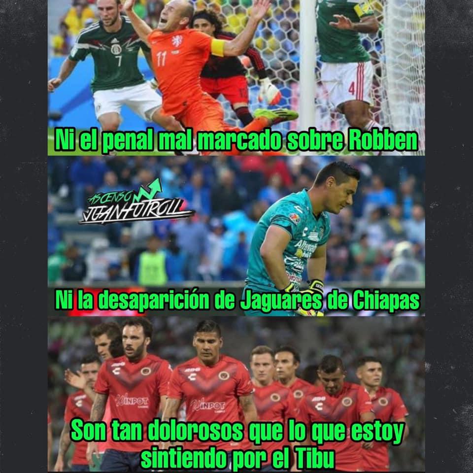 Memes del Veracruz