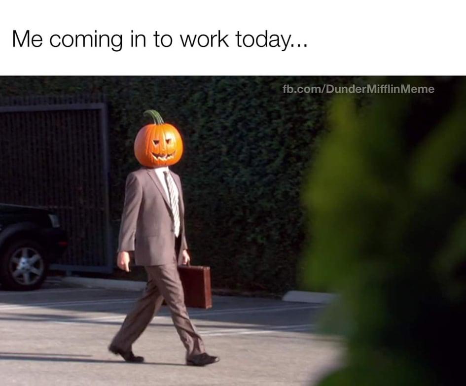 Memes de Halloween/Día de muertos