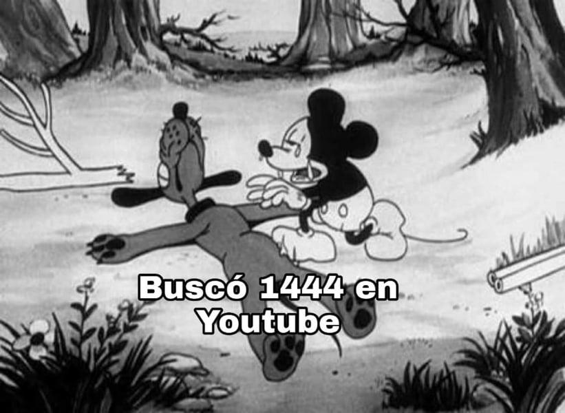 Memes del video maldito 1444