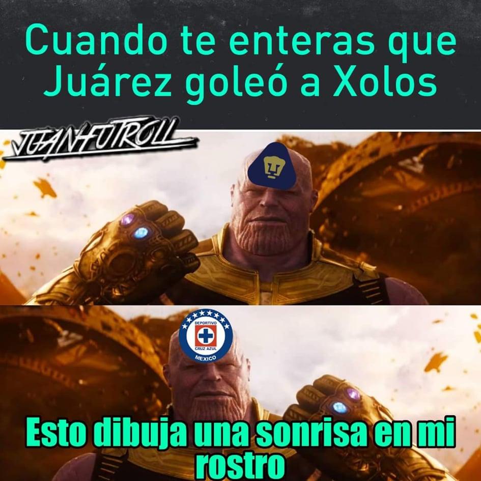 Memes de la Liga MX: Jornada 17