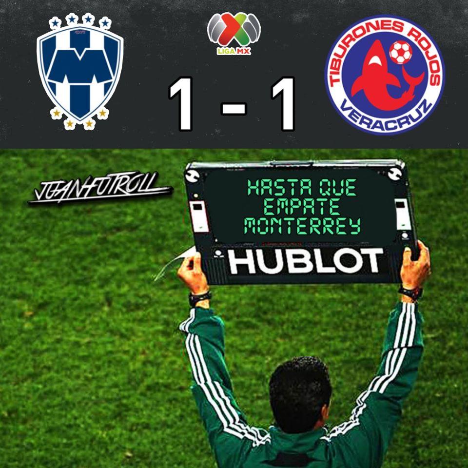 Memes de la Liga MX, Jornada 173