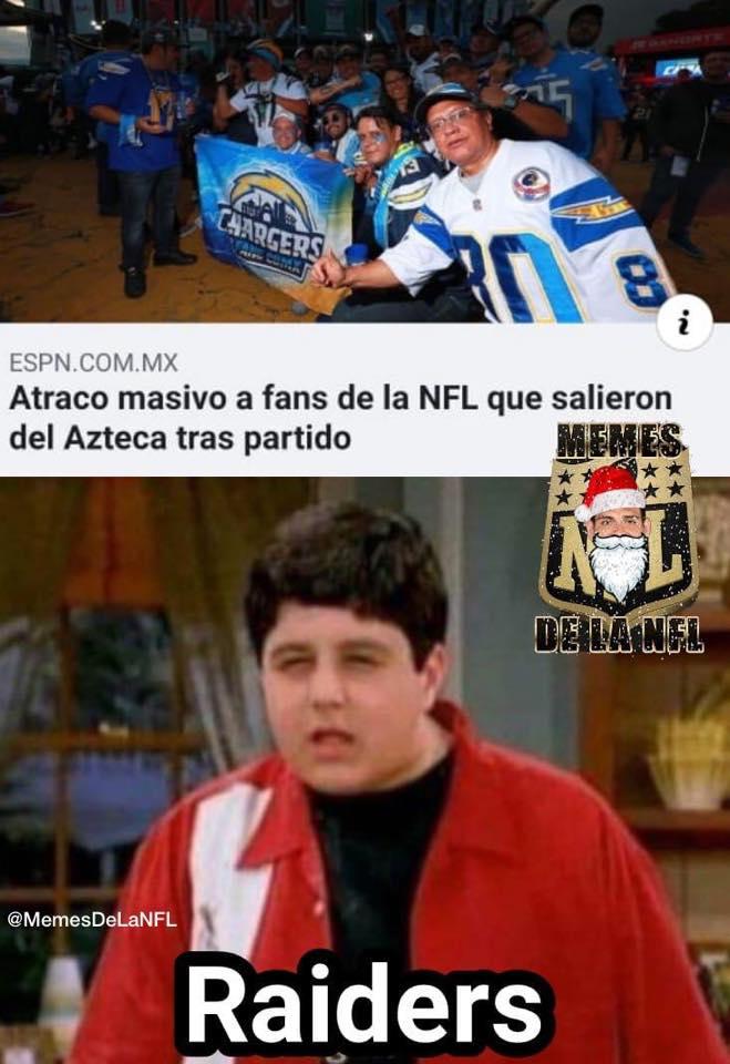 Memes de la NFL, Semana 11