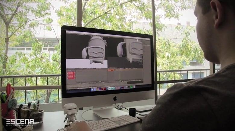 Escuela de Animación y Arte Digital