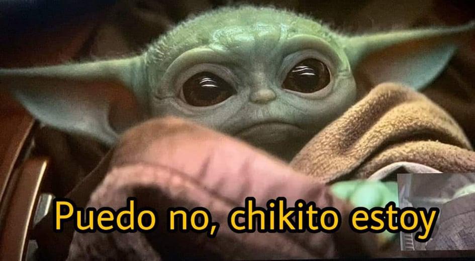 ¿Yoda? en The Mandalorian