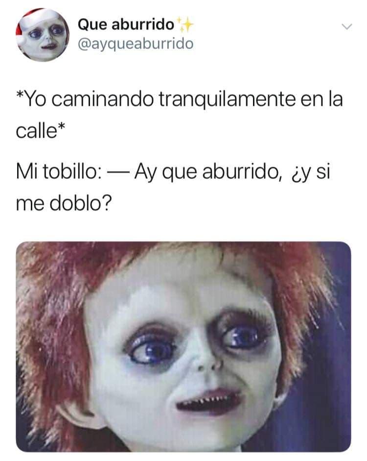 Memes de El hijo de Chucky