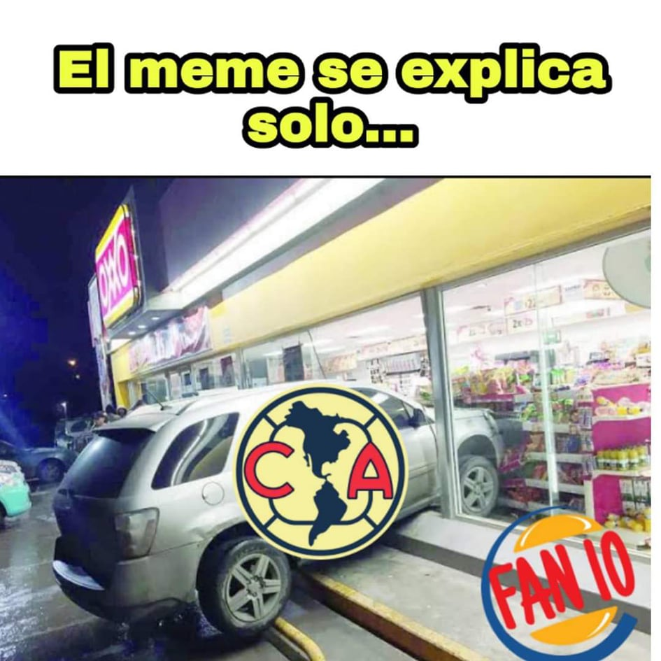 Memes de las semifinales de Liga MX 2019