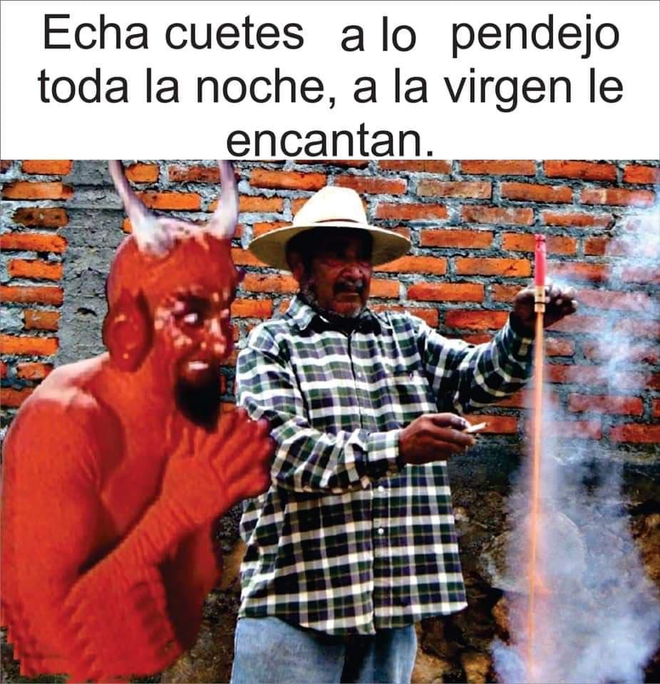 Memes de los peregrinos
