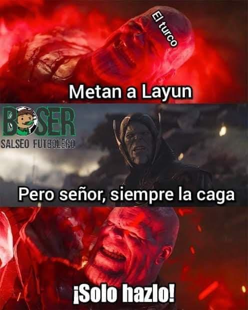 Memes del Monterrey vs Liverpool