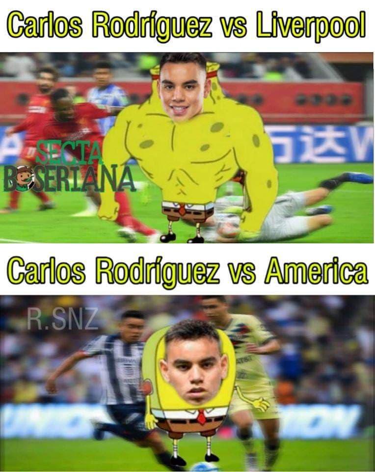 Memes de la final de Liga MX América vs Monterrey