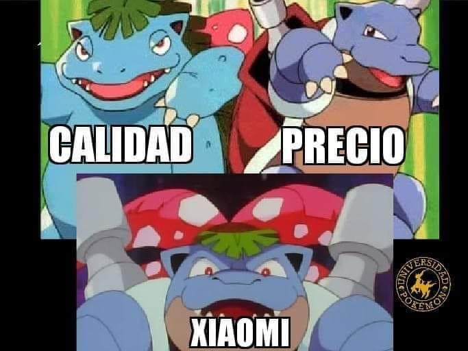 Memes Xiaomi