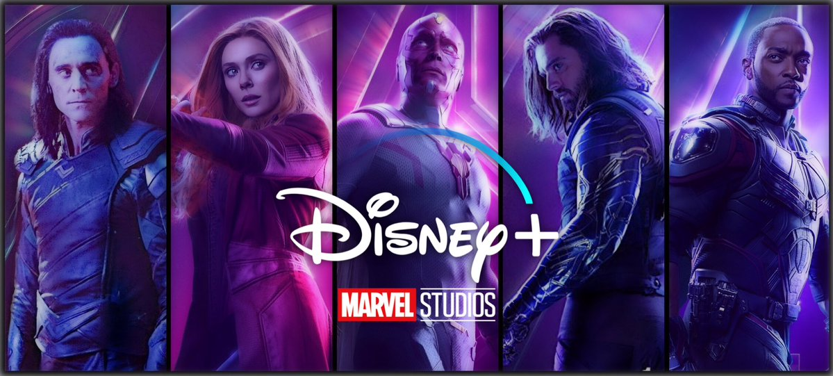 Fase Cuatro del MCU Disney Plus