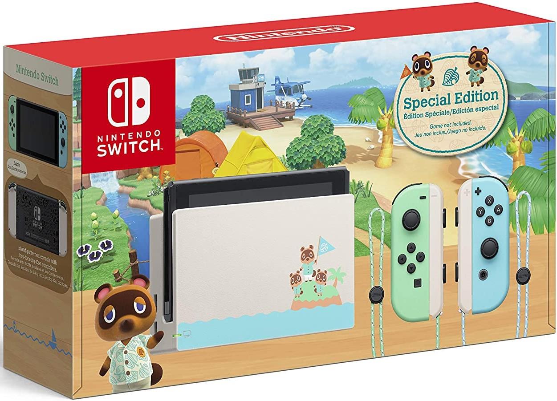 Nintendo Switch 1.1 Animal Crossing