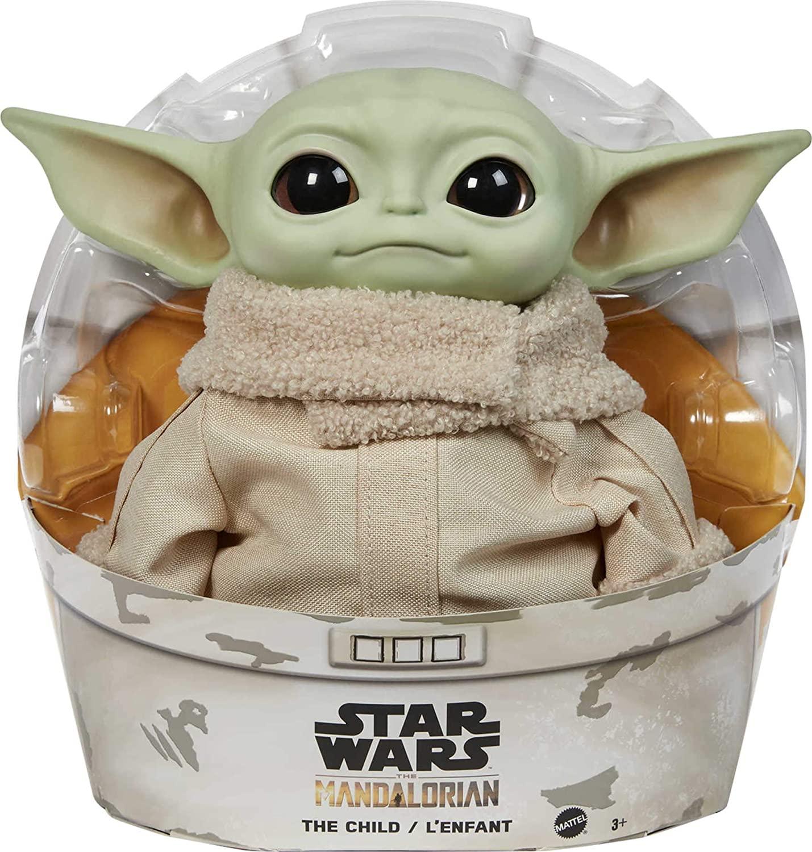 Ideas de regalos para el Día del Niño Amazon  Baby Yoda Mattel