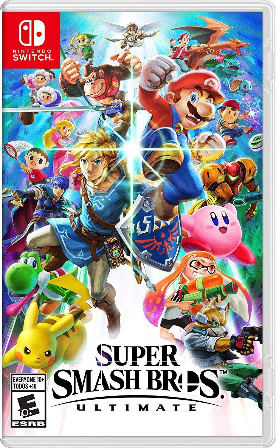 Super Smash Bros. Ultimate $993.99 Envío GRATIS