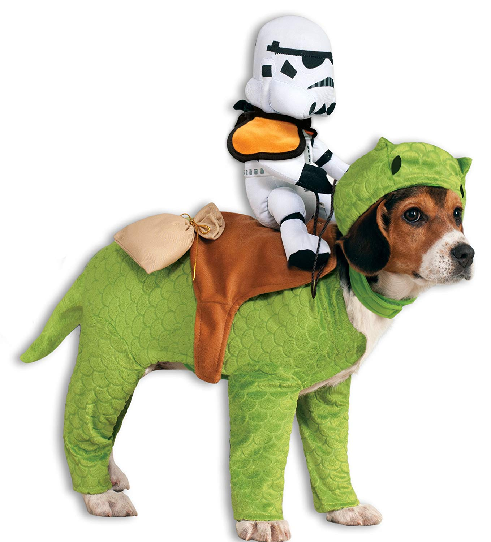 Disfraz de Stormtrooper de Star Wars para perro