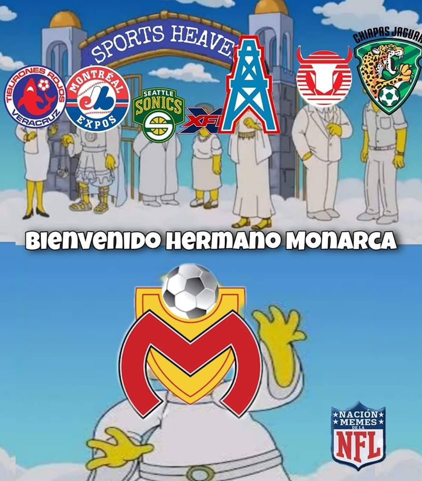 Adiós Monarcas Morelia