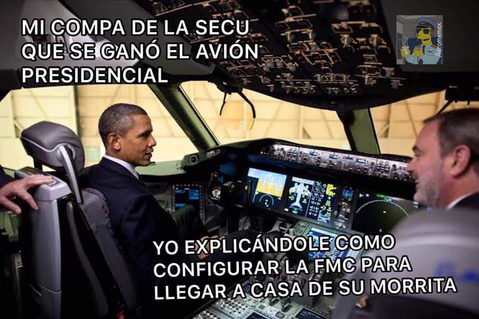 Memes de la rifa del avión presidencial