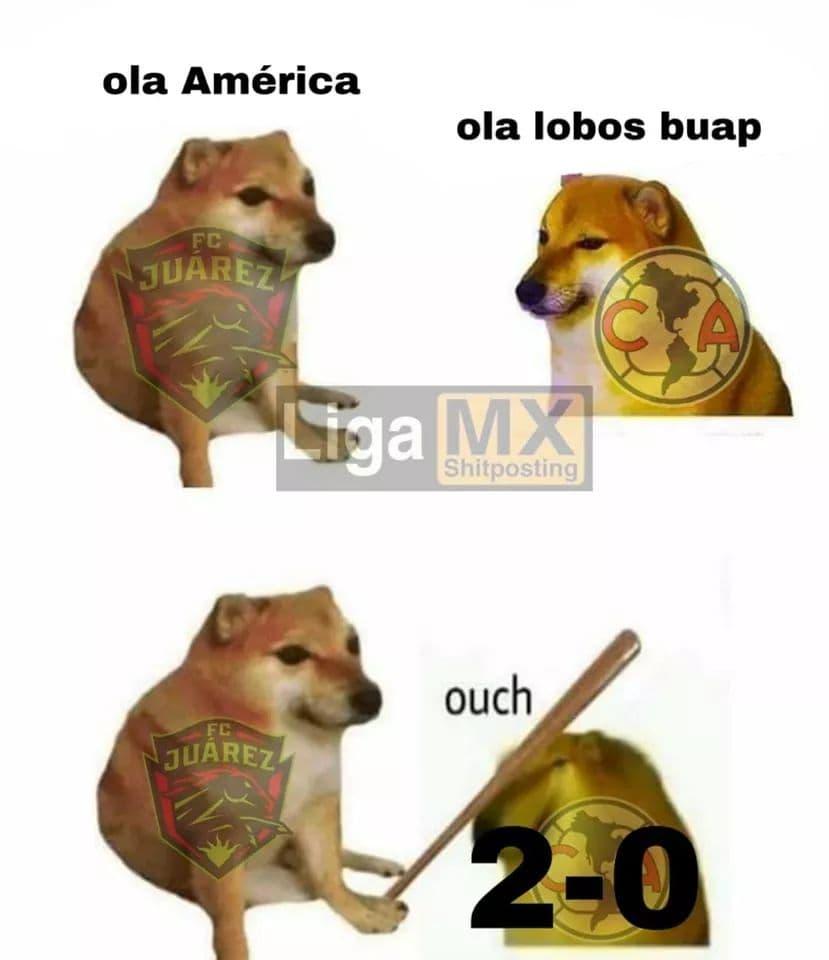 Memes de la Liga MX, Jornada 4