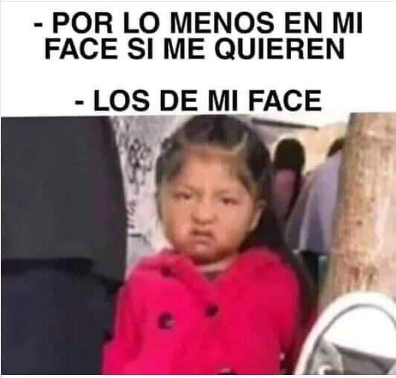 Memes de la niña enojada
